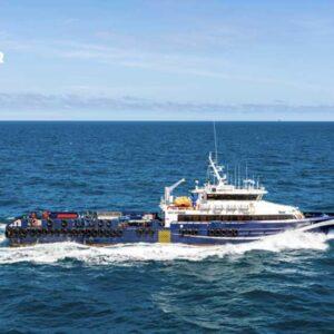 Las embarcaciones especializadas de Cotemar obtienen certificación ISO 45001:2018