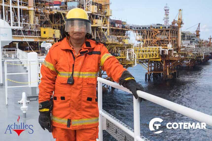 Cotemar es reconocida por quinto año consecutivo con la Certificación Achilles