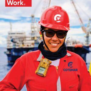 Cotemar, reconocida como uno de los Mejores Lugares para Trabajar en México para Mujeres por GPTW